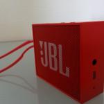 Anschlüsse der JBL Go