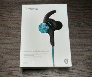 Die Verpackung der 1Mote In-Ear-Kopfhörer