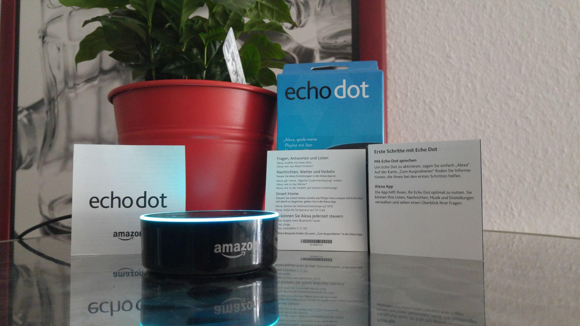 Amazon Alexa ausprobiert und getestet
