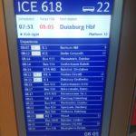 Der neue ICE3 – oder einmal generalüberholt wieder am Start
