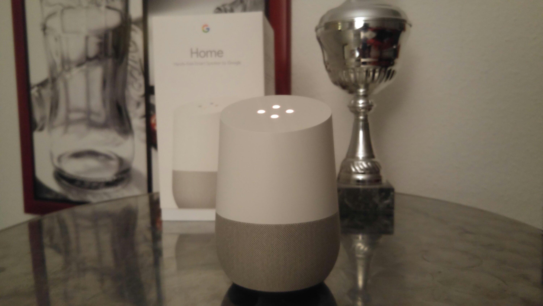 Google Home steuert 433 MHz-Funksteckdosen