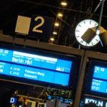 Bahnreisen - die wichtigsten Regeln für ein gutes Miteinander